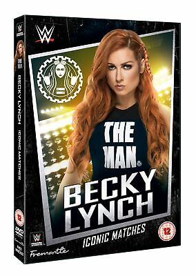 WWE: Becky Lynch - Iconic Matches [DVD] • 5.99£