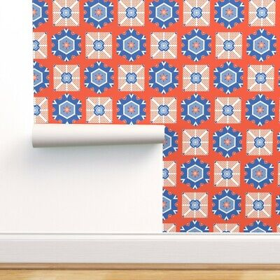 Wallpaper Roll 1950S Style 50S Abstract All Over Backdrop 24in X 27ft • 159.43£