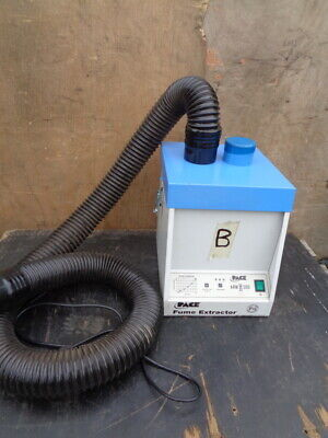 £420 • Buy Pace - Arm - Evac  250 - Fume Extractor - 230 Volts - Made In The Usa