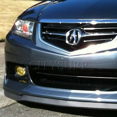 $39.95 • Buy Universal Front Bumper Lip Chin Spoiler Body Kit For HONDA ACURA CIVIC ACCORD