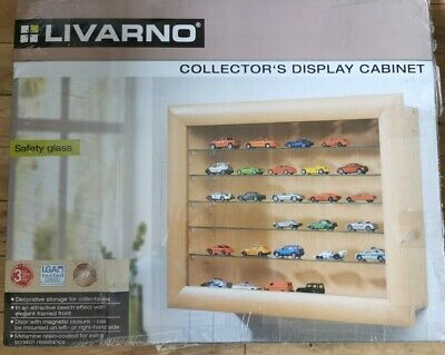 Livarno Collectors Display Cabinet • 65£