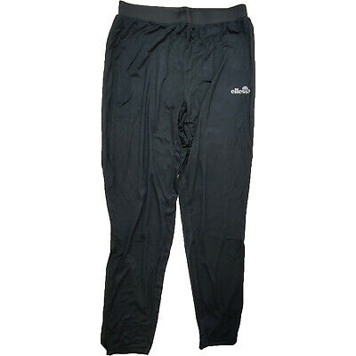 Ellesse Womens Seretina Loose Fit Pant - Black - UK Size 10 • 11.99£