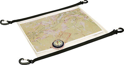 $19.99 • Buy Transparent Map & Document Case Waterproof Protection For Work Paper