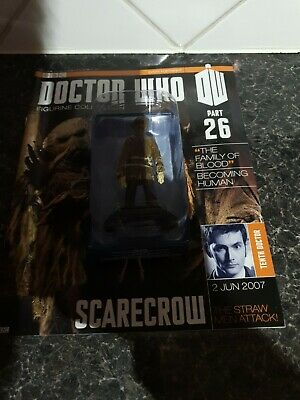 Eaglemoss - Dr Who - Die Cast Collectables - SCARECROW-ABK 5444 - BNIB - 2012   • 7£