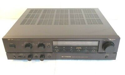 $175.95 • Buy Vintage Nakamichi SR-3A Stereo Receiver Stasis Impedance Amplifier No Remote