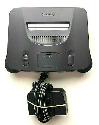 $ CDN129.95 • Buy Nintendo 64 - NTSC - N64 Official Console W Charger & Expansion Pack - Works