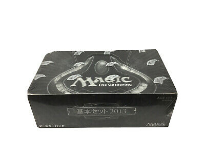 $119.99 • Buy Magic The Gathering Core 2013 M13 Booster Box Japanese