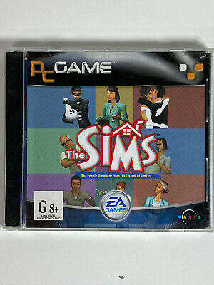 AU24.99 • Buy The Sims Original Vintage Version Pc Cd 1999 - Tested & Working