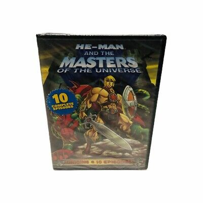 $10.99 • Buy He-Man And The Masters Of The Universe: Origins (DVD, 2009)