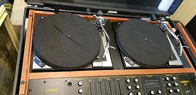 £740 • Buy Citronic Hawaii Iv Disck Decks In Mint Condition With Case In Good Condition