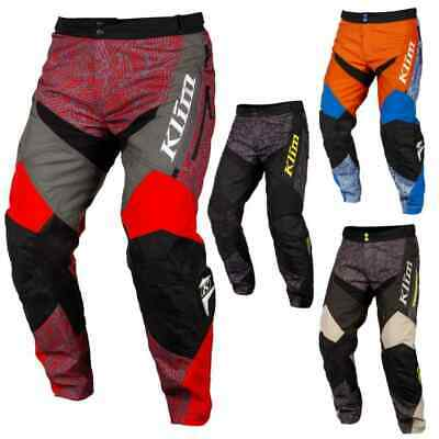 $ CDN198.17 • Buy Klim Dakar Series In The Boot Aggressive Rider Mens Road Bike Motocross Pants
