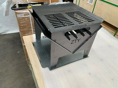 AU115.50 • Buy Fire Pit With Bbq Grill