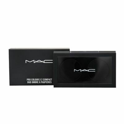 £9.68 • Buy Mac Pro Colour X 2 Empty Compact For Eye Shadow Pans