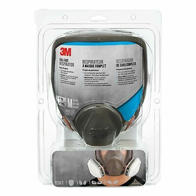 AU469.95 • Buy 3M Full Face Respirator - USA Brand