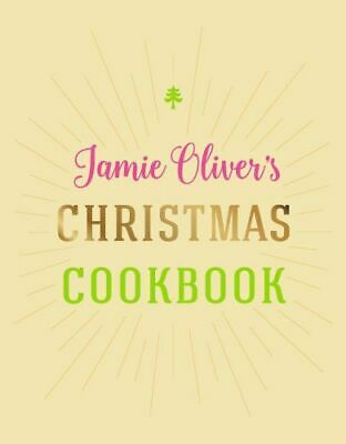AU41.75 • Buy NEW Jamie Oliver's Christmas Cookbook By Jamie Oliver Hardcover Free Shipping