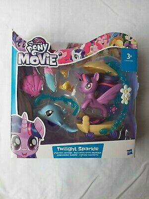 My Little Poney Movie - Undersea Carriage - TWILIGHT SPARKLE *NEW & SEALED* • 11.99£