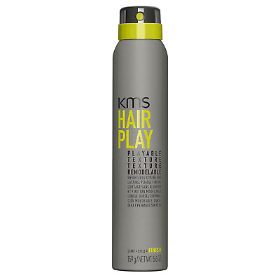 AU25.47 • Buy KMS HAIR PLAY Playable Texture Spray 5.6 Oz