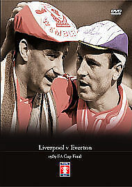 New Sealed FA Cup Final 1989 Liverpool V Everton DVD Football Sport • 11.99£