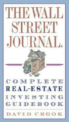 $3.88 • Buy The Wall Street Journal. Complete Real-Estate Investing Guidebook - GOOD