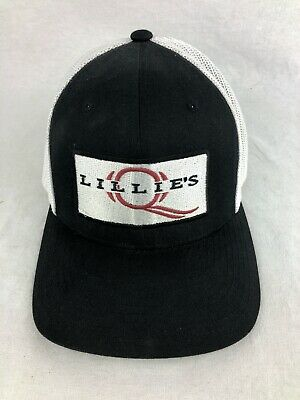 $ CDN5.01 • Buy Lillie's Q Barbecue Embroidered Baseball Hat Adjustable Cap Flexfit