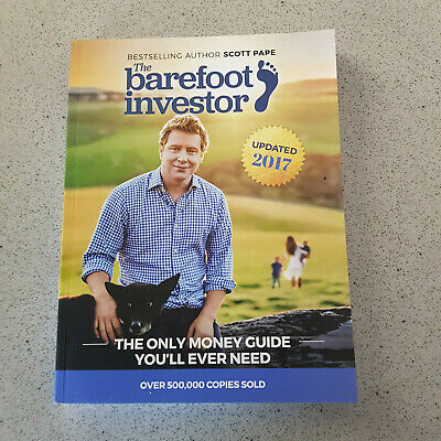 AU25 • Buy The Barefoot Investor: The Only Money Guide You'll Ever Need By Scott Pape...