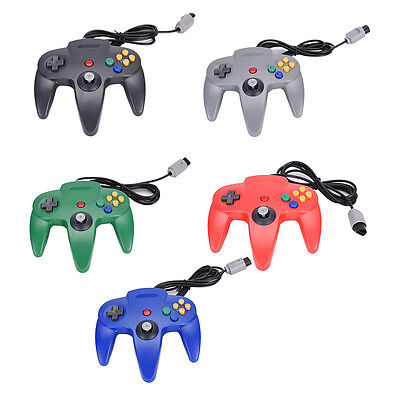 AU24.03 • Buy Wired Classic Controller Game System Gamepad Joystick For Nintendo N64 Syst T Ez