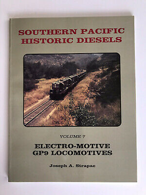 $25 • Buy Southern Pacific Historic Diesels   Electro-Motive GP9 Locomotives