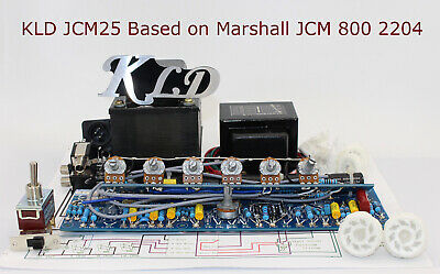 $ CDN219.85 • Buy Two Channels 25w Hand Wired DIY Amp Kits JCM25 Based On Marshall JCM800