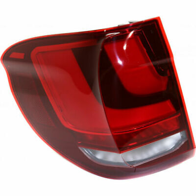 $182.60 • Buy Fits For Bmw X5 2014 2015 2016 2017 2018 Rear Tail Lamp W/led Left Driver