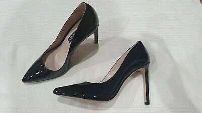 AU80 • Buy Nine West - 'NW Tatiana' - NEW Black Patent Leather - Size 7M