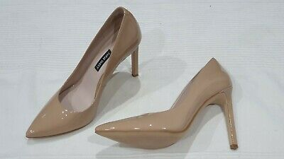 AU70 • Buy Nine West - 'NW Tatiana' - Nude Patent Leather - Size 7M