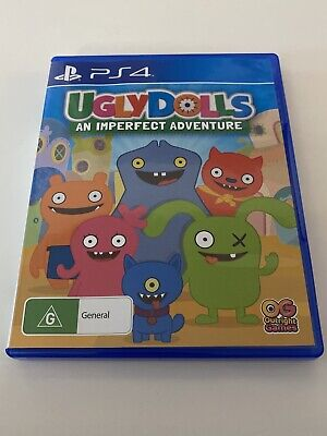 AU30 • Buy PS4 Ugly Dolls An Imperfect Adventure Sony Family Kids Fun Game Playstation 4