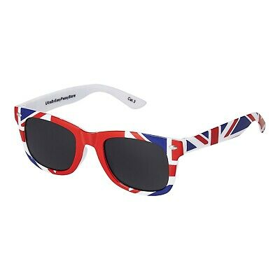 Union Jack Great Britain Kids Childrens Sunglasses Girls Boys Classic Glasses • 5.99£