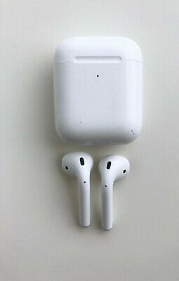 $ CDN55.04 • Buy Apple AirPods 2nd Generation With Wireless Charging Case A1938