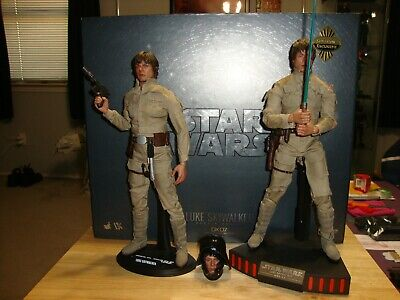 $550 • Buy New Hot Toys 1/6 Star Wars Episode V Luke Skywalker Bespin Outfit DX07 Exclusive