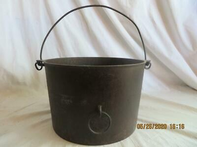 $ CDN87.20 • Buy GRISWOLD #8 WAGNER WARE CAST IRON  5 QT DUTCH OVEN/POT PULL RiNG, ERIE PA, VTG