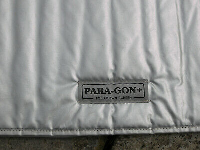 Paragon Silver Screen, Ford Transit Motorhome, Windscreen Insulated Cover • 60£