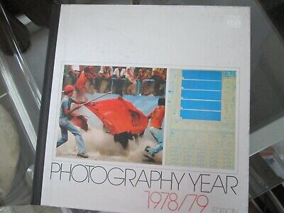 Photography Year 1978 / 1979 Edition  Hardback Book Time Life Books • 29£