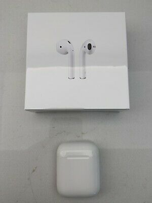$ CDN65 • Buy AUTHENTIC Apple AirPods 2nd Generation W/ Charging Case-White (read Description)