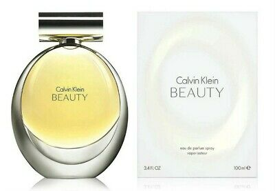 Calvin Klein Beauty 100ml Eau De Parfum Spray For Women ***BRAND NEW SEALED*** • 20.05£