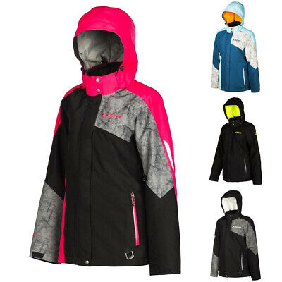 $ CDN469.18 • Buy Klim K19 Allure Womens Ladies Snow Sled Snowmobile Outerwear Coat Parka Jacket