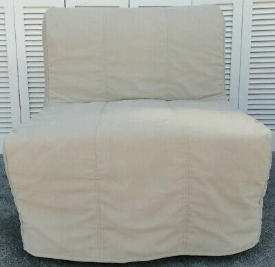 IKEA 'LYCKESELE' Sofa Bed Chair - Home From Home Store HF4400 • 99£