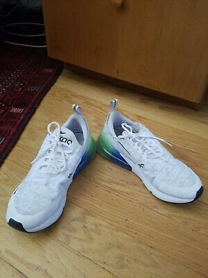$26 • Buy Nike Air 270 Air Max Men's Athletic Shoes Size 9 Pre-owned