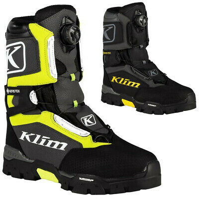 $ CDN396.35 • Buy Klim K20 Klutch GTX BOA Mens Winter Sports Cold Weather Snowmobile Boot