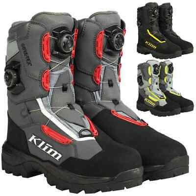 $ CDN488.83 • Buy Klim Adrenaline Pro GTX BOA Mens Sled Mens Riding Gear Snowmobile Boots