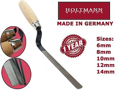 Thin Narrow Finger Tuck Pointer Pointing Trowel Holtmann Made In Germany 8mm • 11.99£