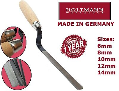 £9.99 • Buy Thin Narrow Finger Tuck Pointer Pointing Trowel Holtmann Made In Germany 12mm