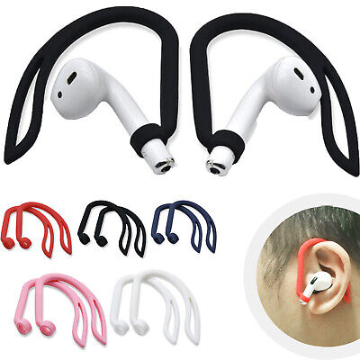 $ CDN8.50 • Buy Soft Silicone Ear Hook Loop Clips For AirPods 1 2 Pro Bluetooth Earphone 1PC