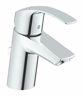GROHE Eurosmart Single-lever Basin Tap With Pop-up Waste, Plug, One Handle Basin • 78.10£