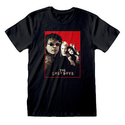 £12.95 • Buy The Lost Boys Movie Poster T Shirt Official Classic Comedy Horror S M L XL XXL